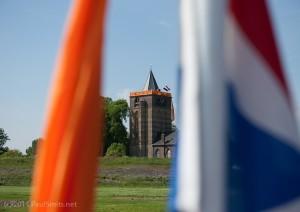 oranje toren